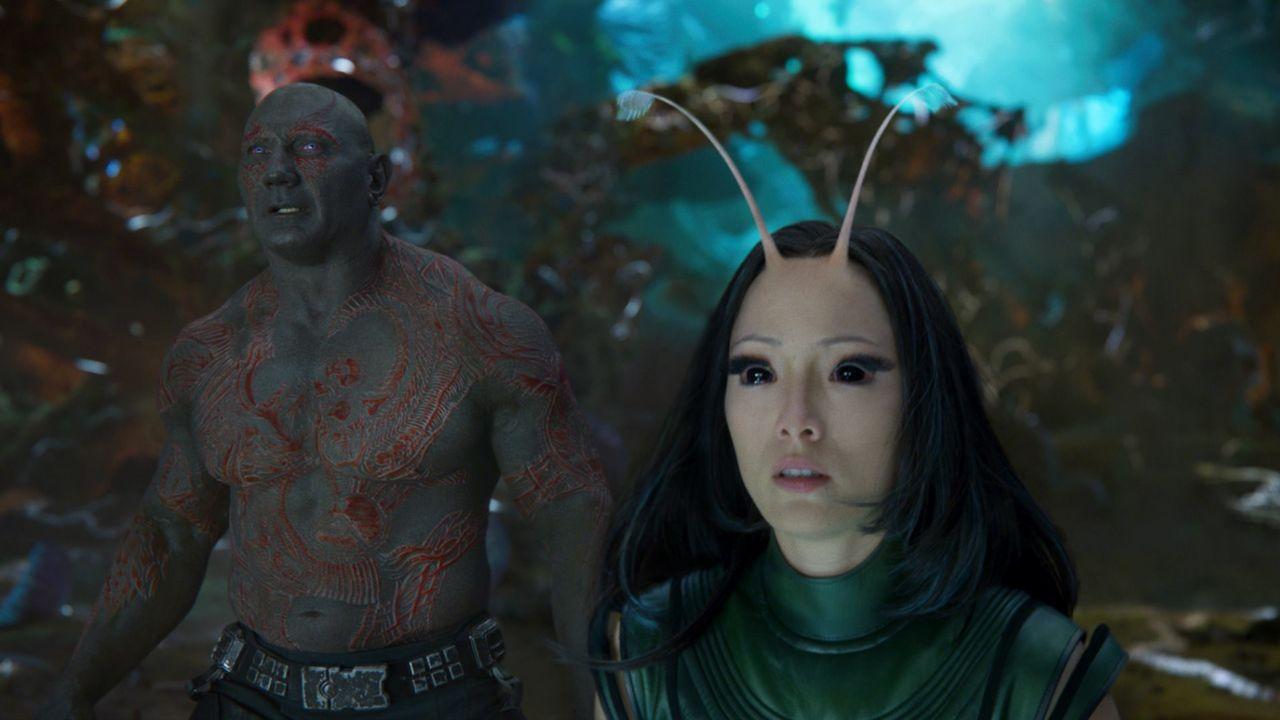 Guardiani della Galassia: il creatore di Mantis spiega l'origine del personaggio