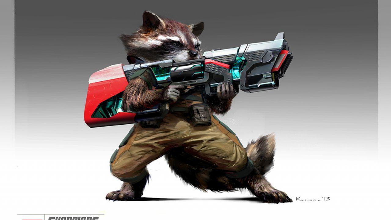 Guardians of the Galaxy sarà collegato ad Avengers 3, nuove foto