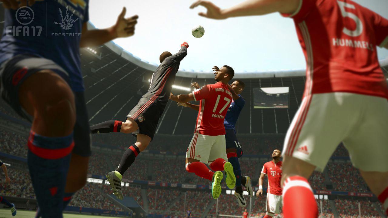 Guida alle mosse abilità di FIFA 17