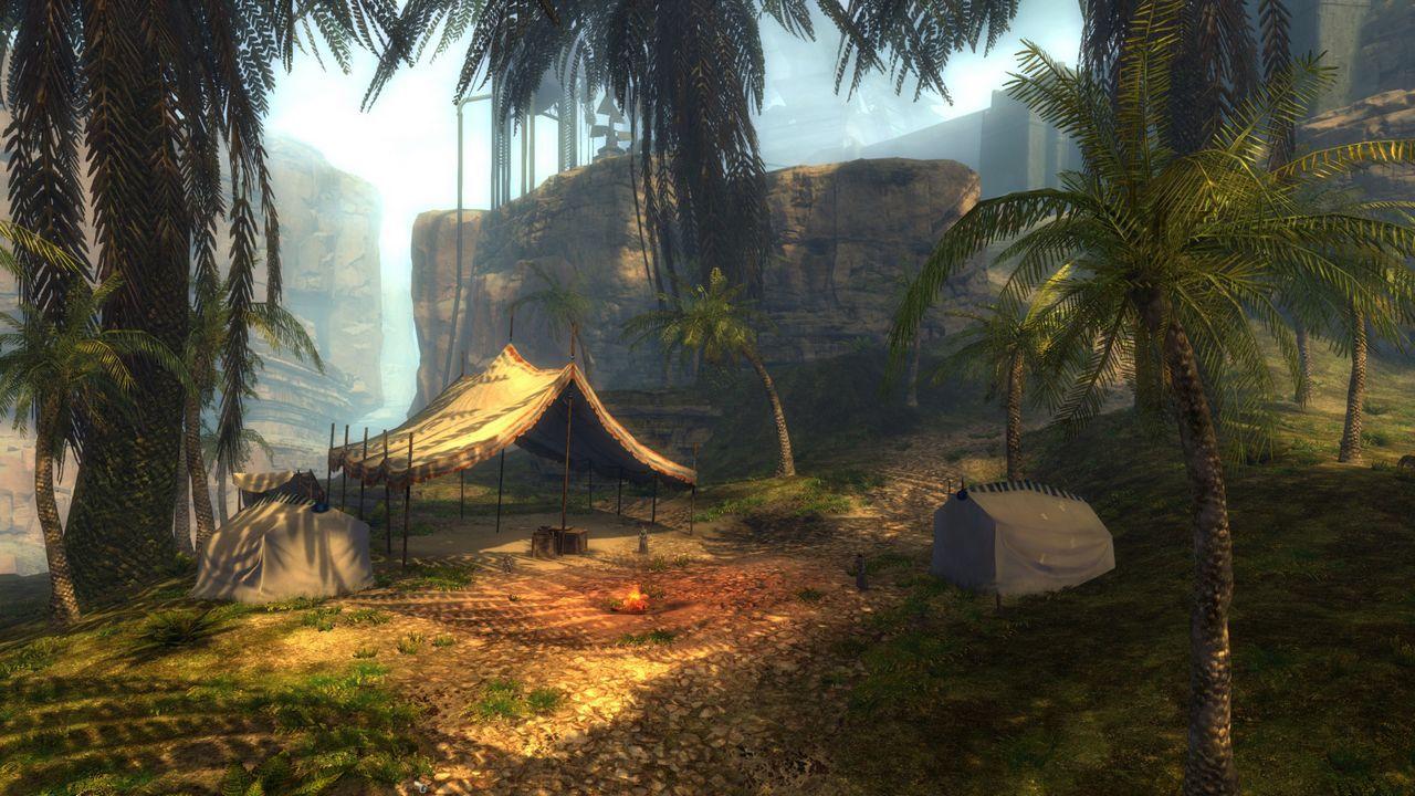 Guild Wars 2 giocabile gratis fino al primo ottobre