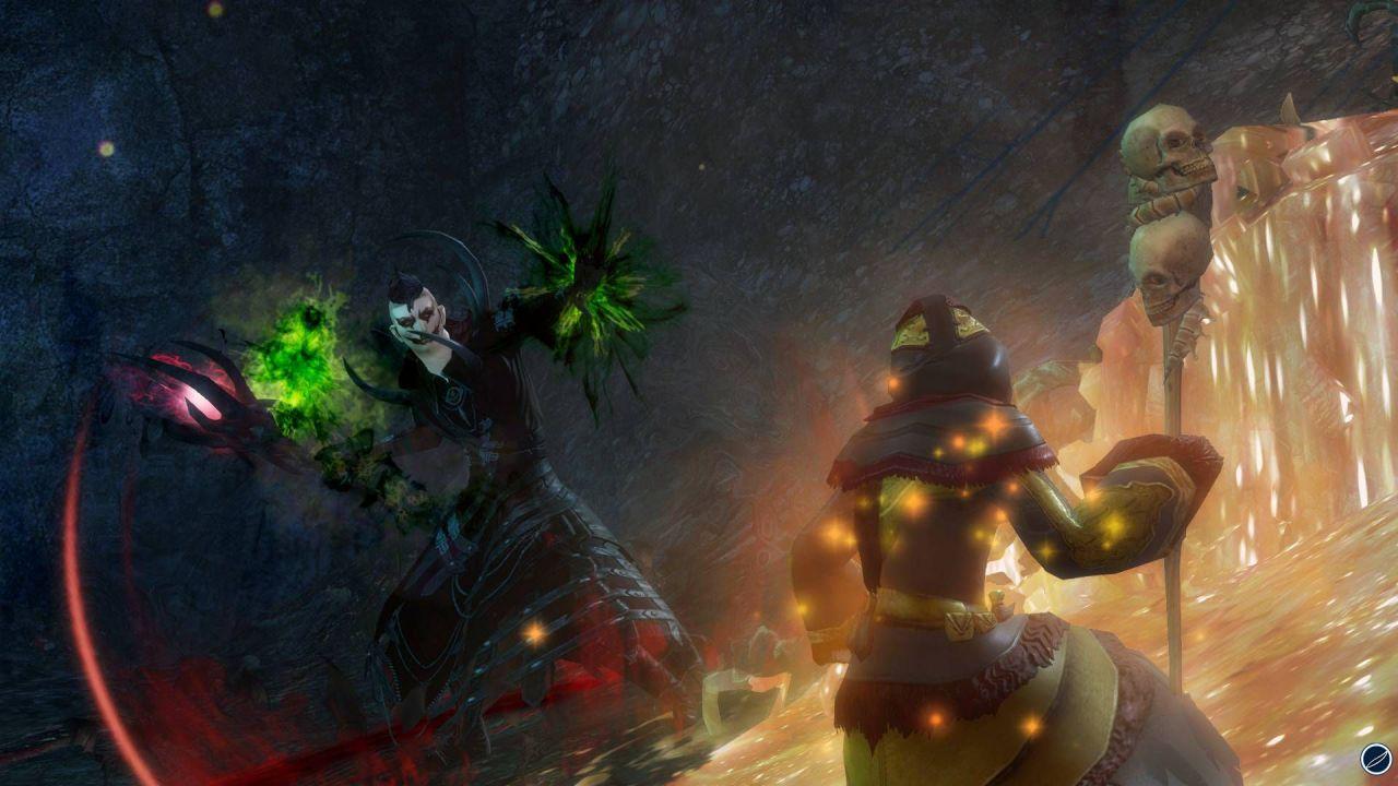 Guild Wars 2: Heart of Thorns - Presentata una nuova mappa World vs World