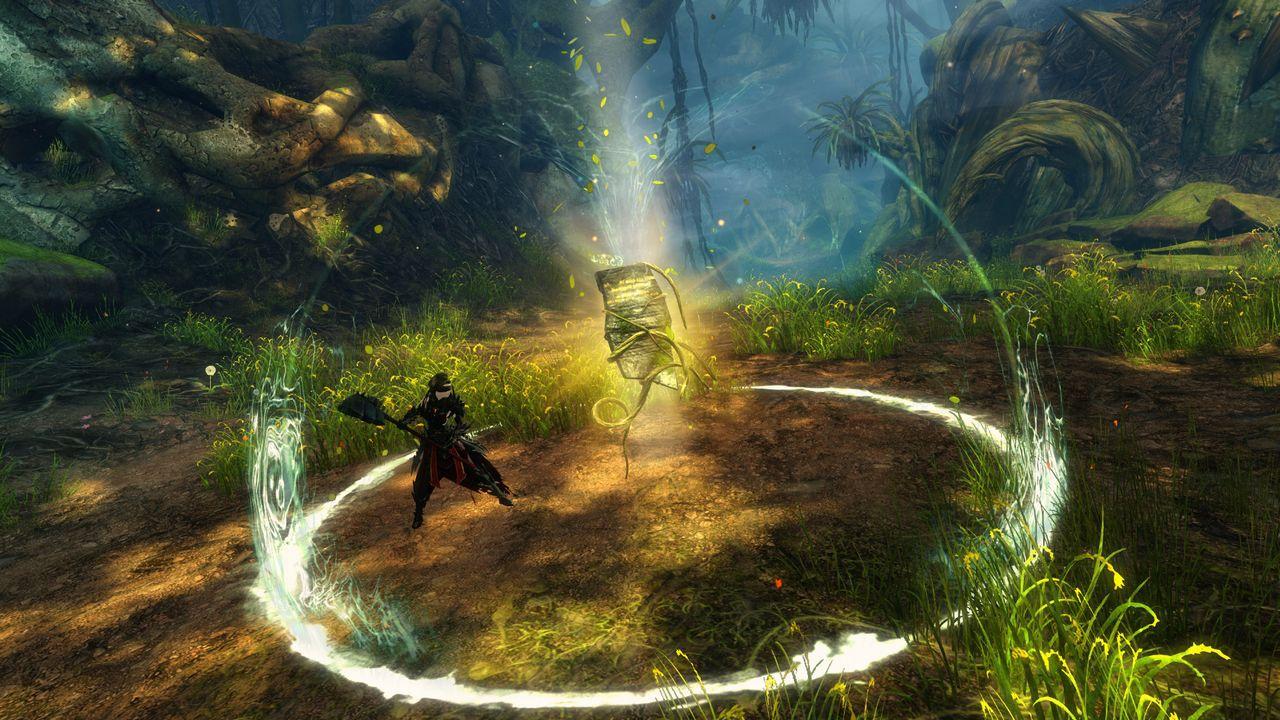 Guild Wars 2: Heart of Thorns si mostra con un nuovo trailer