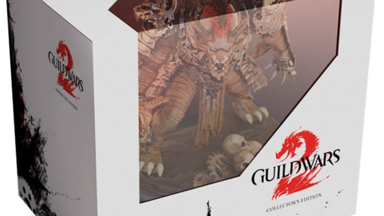 Guild Wars 2 al Lucca Comics & Games: tanti premi e gadget in palio!