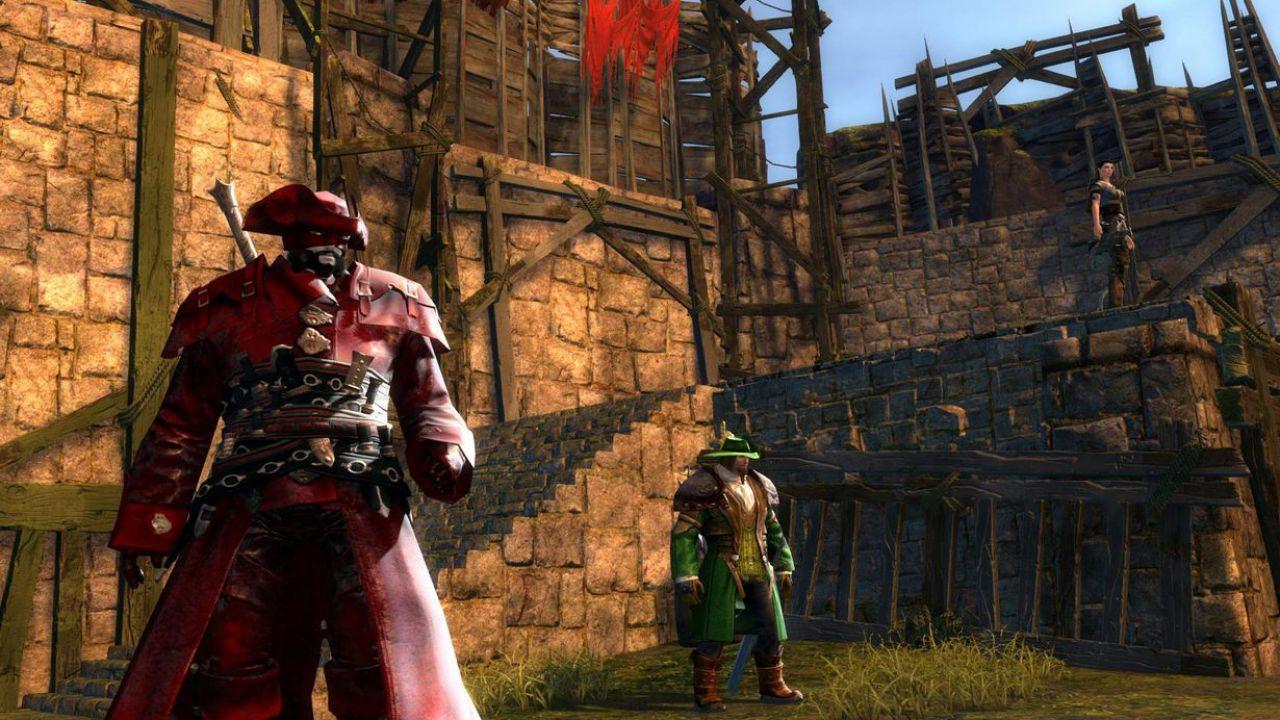 Guild Wars 2 nominato gioco dell'anno dal Time