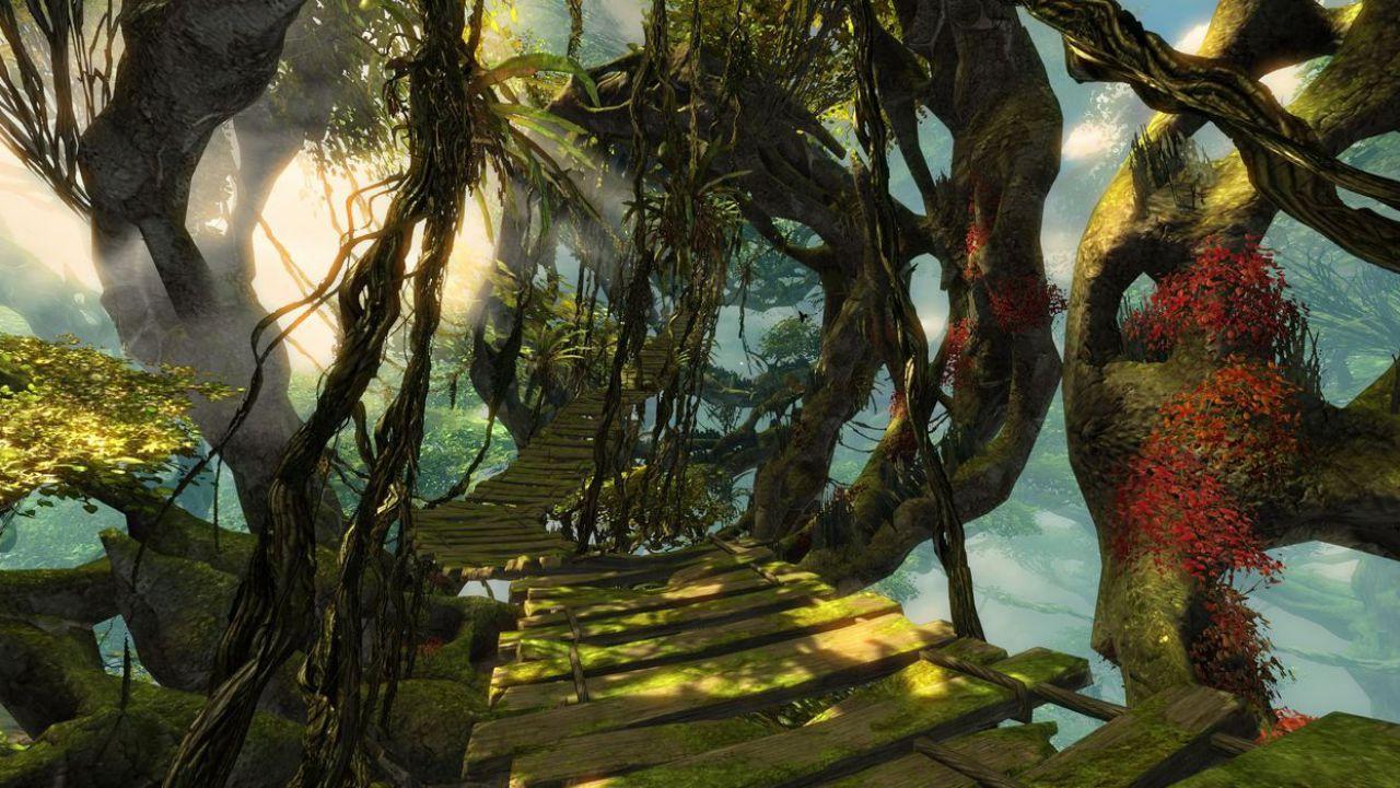 Guild Wars 2: il programma dell'evento Wintersday