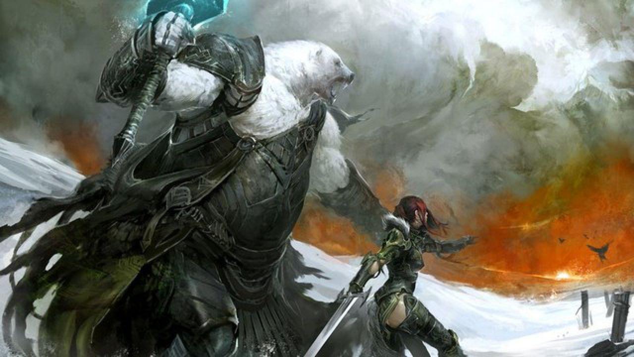 Guild Wars 2: video anteprima di The Lost Shores