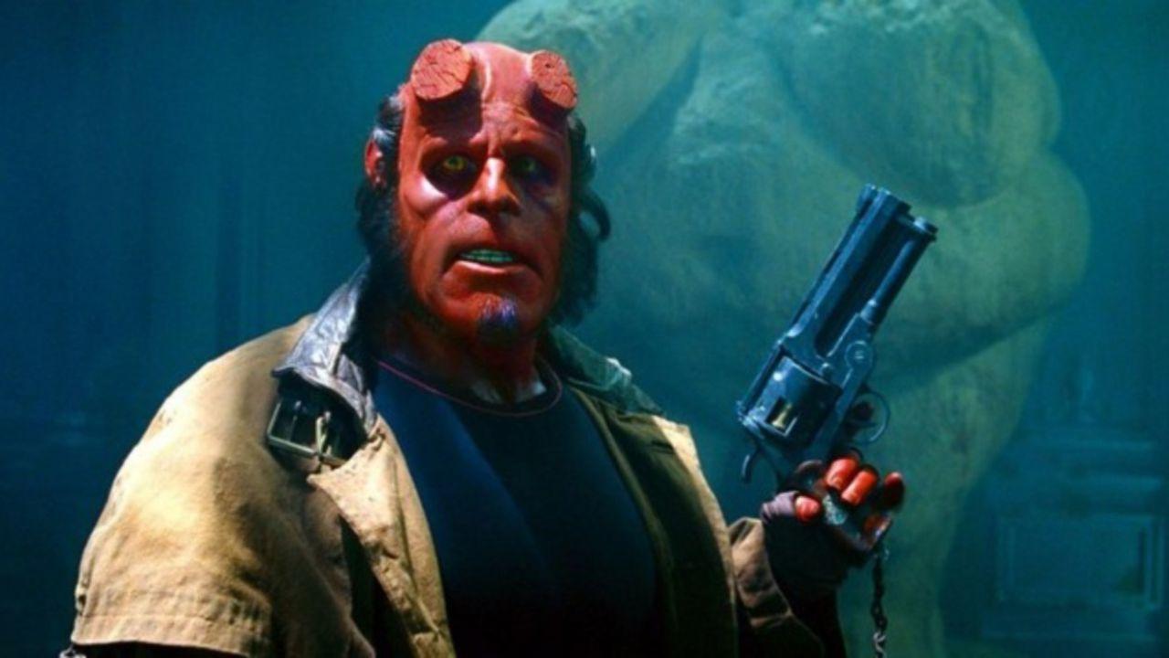 Guilleremo del Toro a cuore aperto su Hellboy: 'Uno dei miei film migliori'