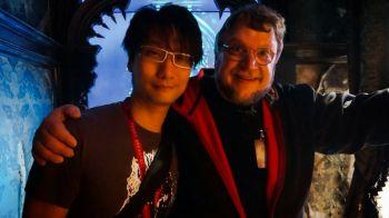 Guillermo del Toro vorrebbe lavorare con Hideo Kojima