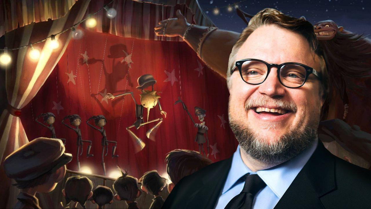 Guillermo del Toro aggiorna sul suo Pinocchio: 'Sarà una storia alla Frankenstein'