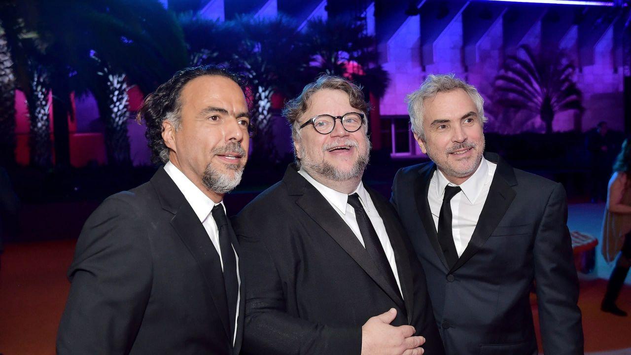 Guillermo Del Toro, Alfonso Cuarón e Alejandro Iñárritu si montano i film a vicenda