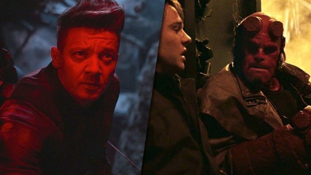 Guillermo Del Toro sul casting di Jeremy Renner in Hellboy: 'Non era il protagonista'