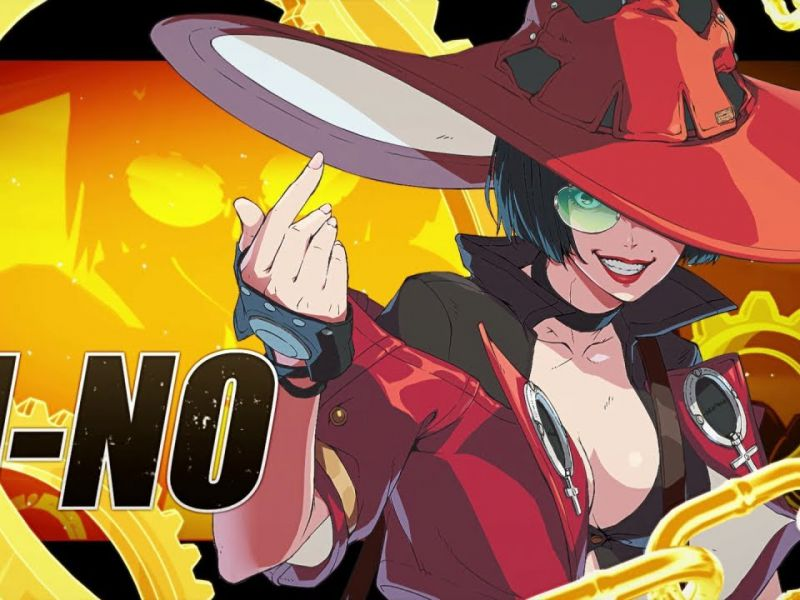 Guilty Gear Strive: Extended Open Beta, I-No hard rock fighter introduced