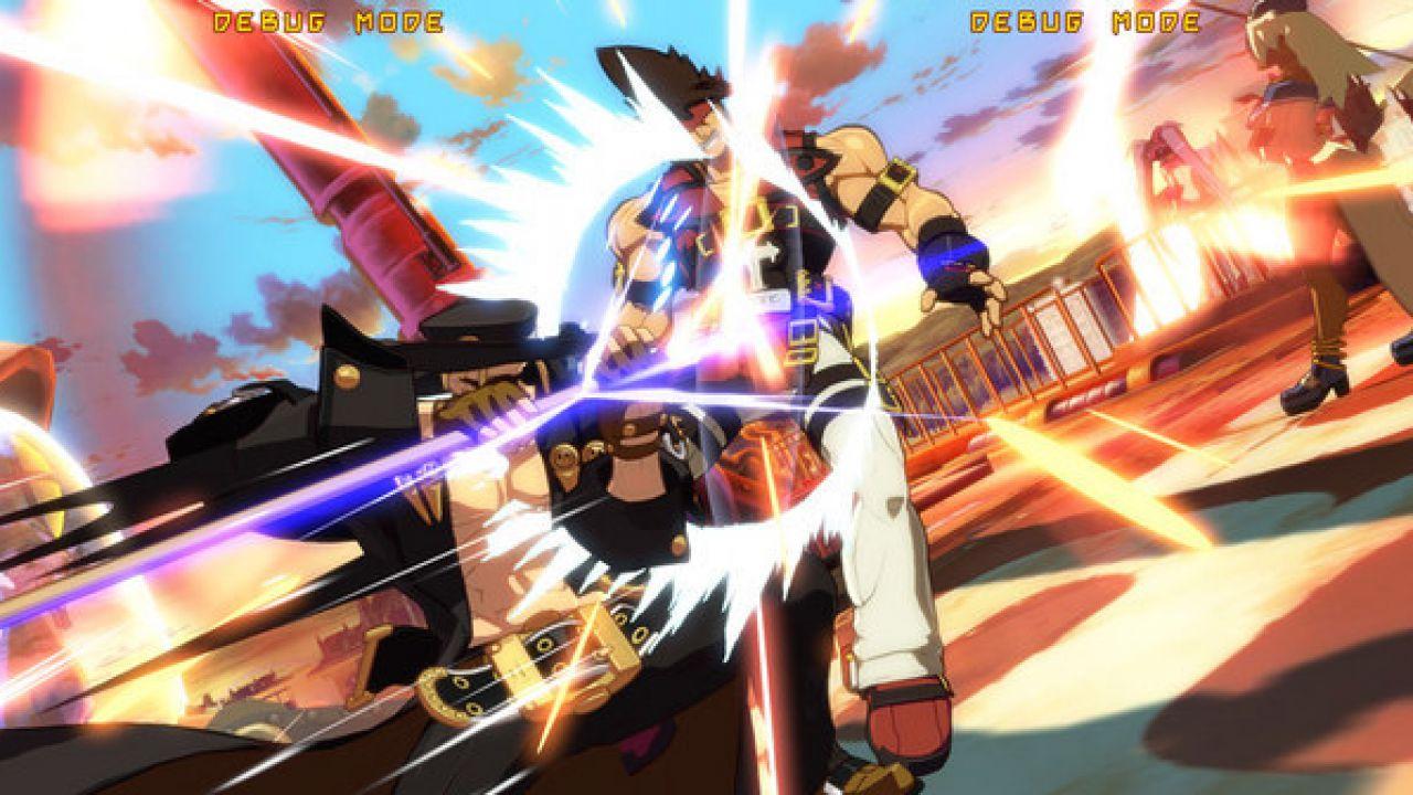 Guilty Gear Xrd Revelator annunciato per le console Sony