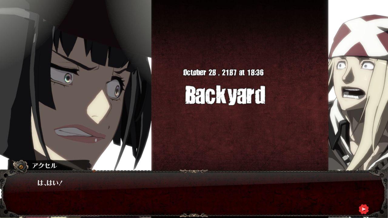Guilty Gear Xrd Sign, nuovi screenshot tratti dalla versione PlayStation 4