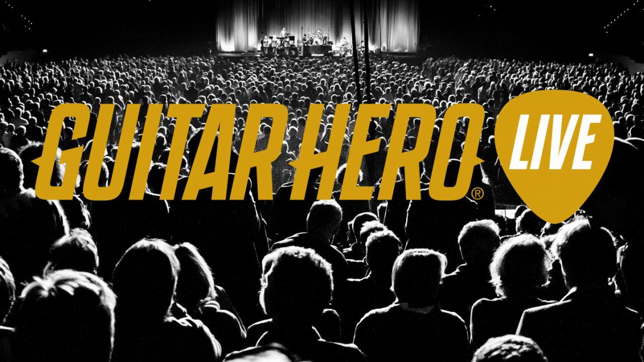 Guitar Hero Live: 9 tracce si aggiungono al catalogo