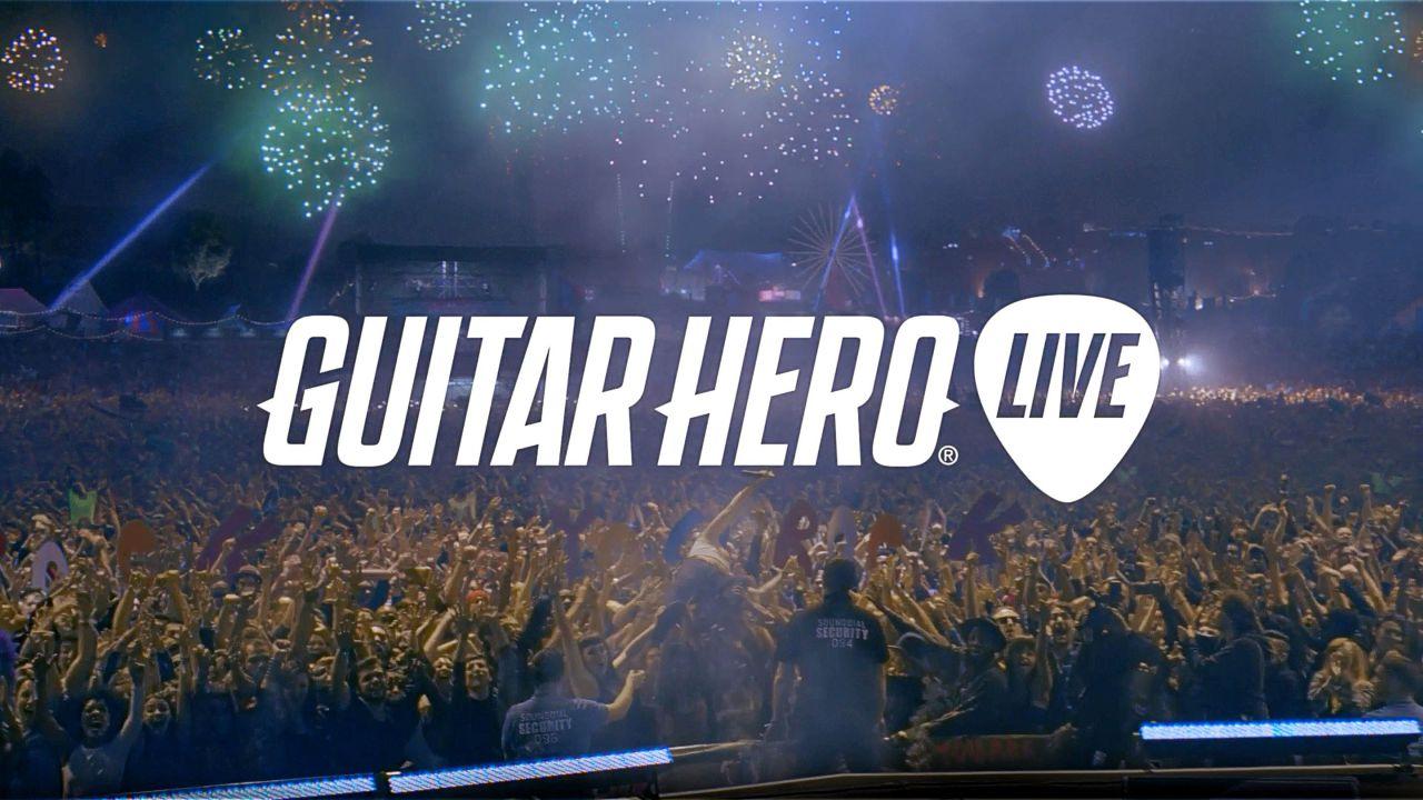 Guitar Hero Live: accesso gratuito all'intero catalogo di GHTV per tutto il weekend