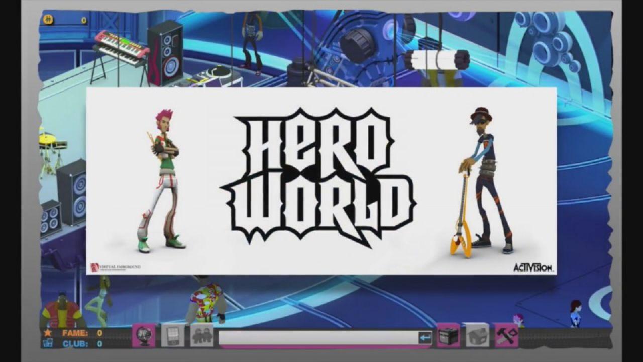 Guitar Hero MMO: un video mostra alcune sequenze del gioco cancellato