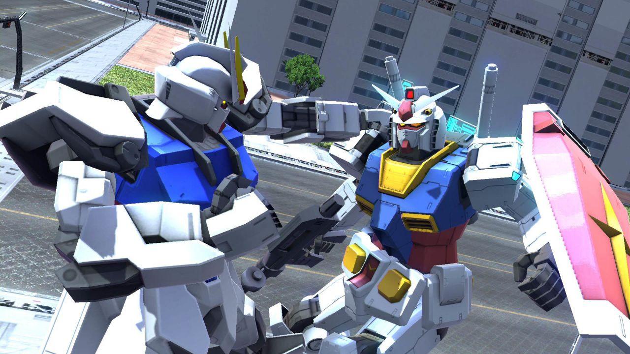 Gundam Battle Operation Next: 100.000 download nella prima settimana
