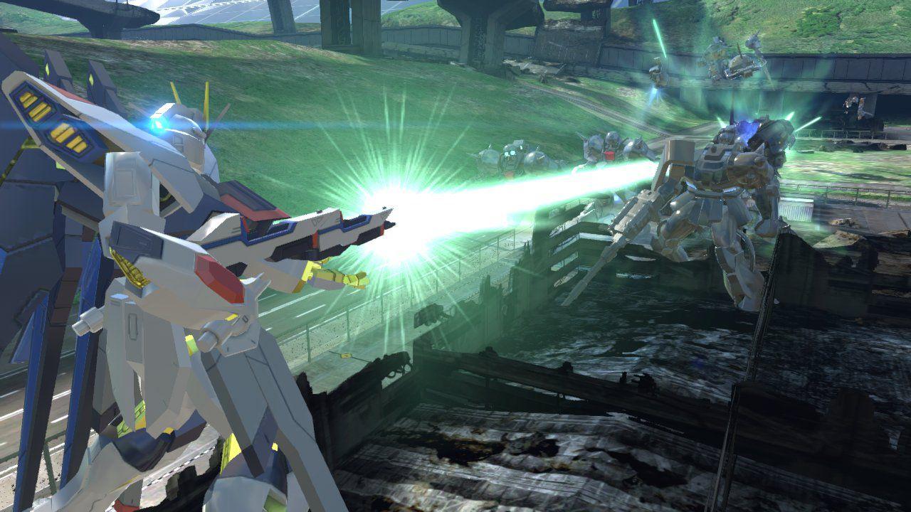 Gundam Breaker 2: demo per PlayStation Vita disponibile ora in Giappone