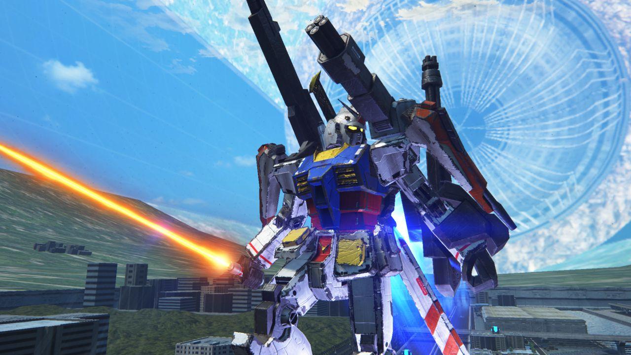 Gundam Breaker 3, prime immagini del gioco