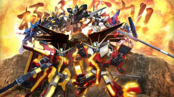 Gundam Versus annunciato per PlayStation 4