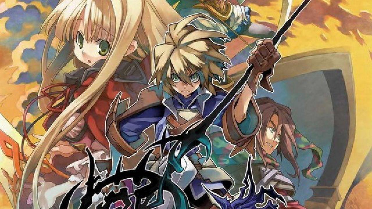 Gungnir: boxart ed immagini localizzate in inglese per l'RPG in arrivo su PSP