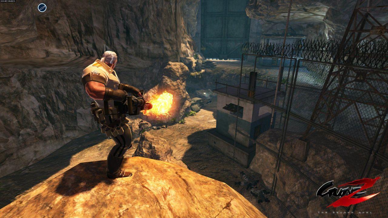 GunZ 2: The Second Duel - ProSiebenSat.1 Games annuncia l'open beta