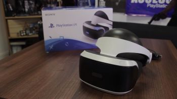 Gustiamoci l'unboxing di PlayStation VR