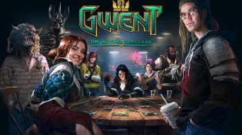 Gwent The Witcher Card Game, un trailer per la closed beta
