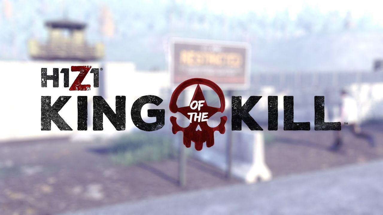 H1Z1 King of the Kill: data di uscita su PC, versioni console in pausa