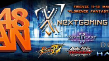 H48 LAN by NextGaming al Florence Fantastic Festival