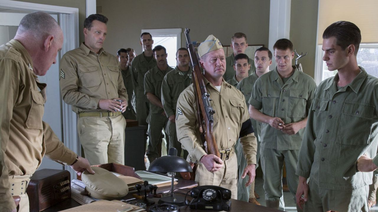 Hacksaw Ridge: ecco il primo poster del film di Mel Gibson