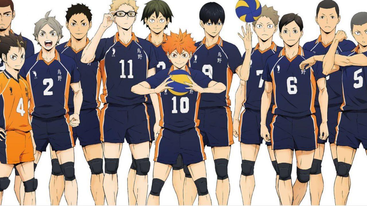 Haikyu!: Un poster inedito ci introduce alla quarta stagione dell'anime
