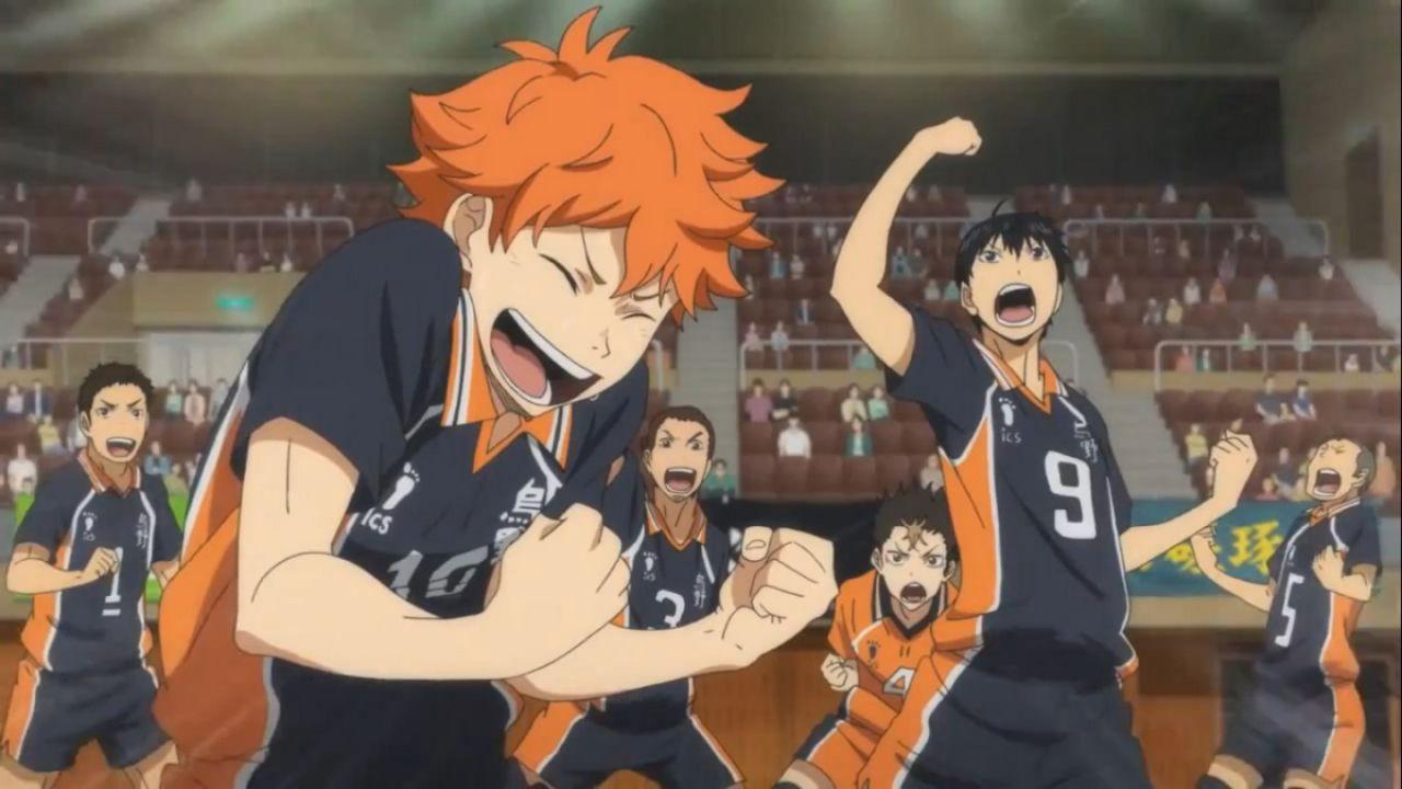 Haikyuu: i fan sono commossi per il finale della quarta stagione dell'anime