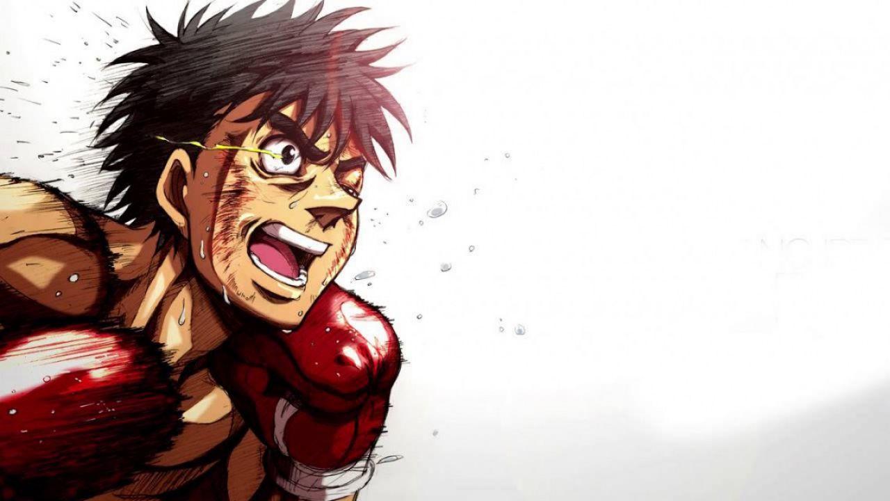 Hajime no Ippo: il manga è ancora a metà secondo l'autore