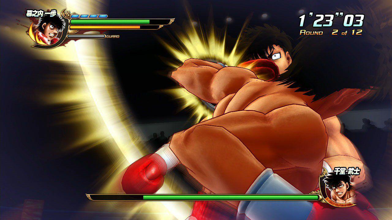 Hajime no Ippo: nuovo capitolo in arrivo su PlayStation 3