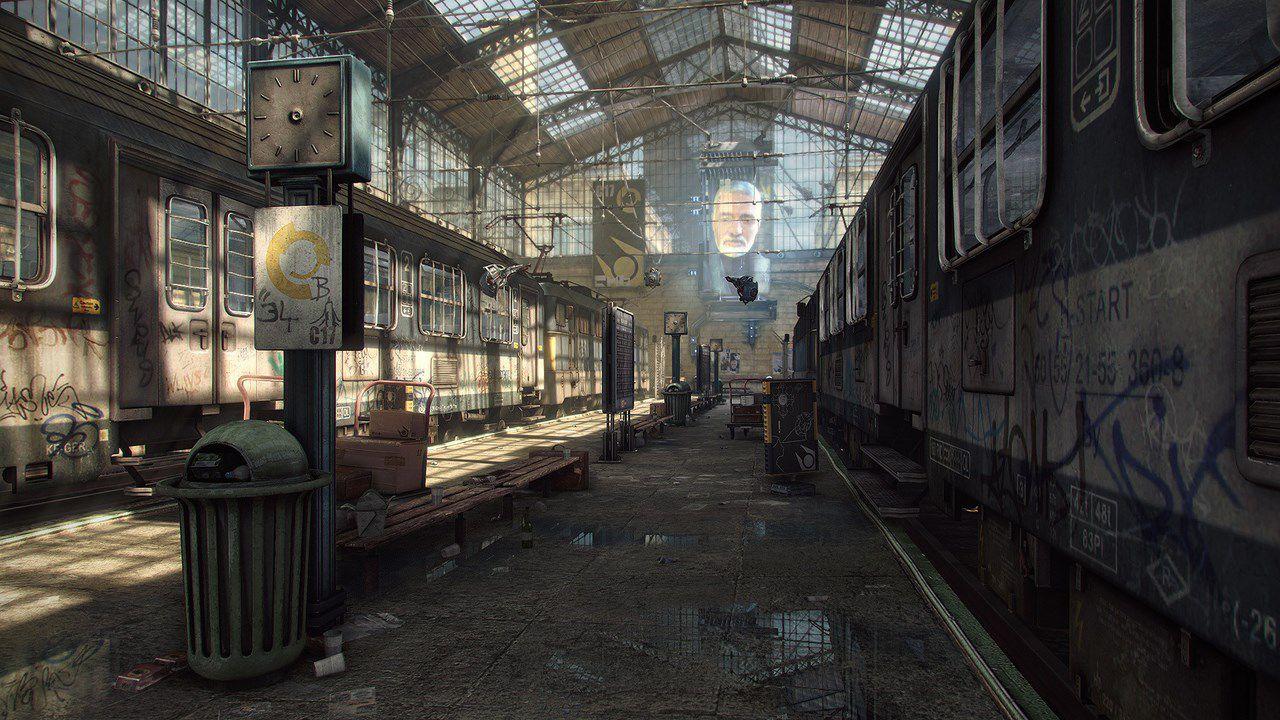 Half-Life 2, City 17 rifatta con Unreal Engine