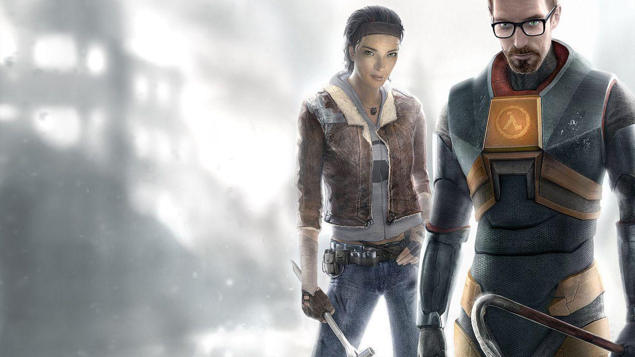 Half-Life giocato su uno smartwatch