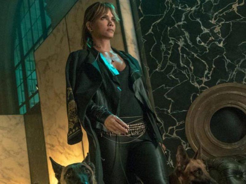 Halle Berry, la star di X-Men protagonista del nuovo film Netflix con Mark Wahlberg