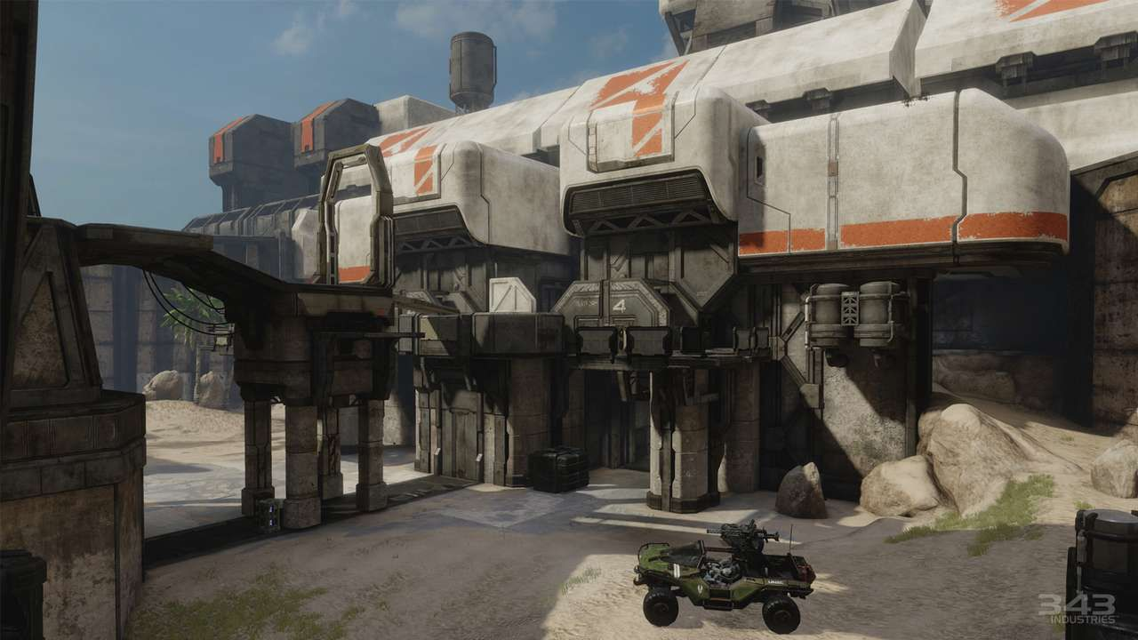 Halo 2 Anniversary: la campagna non sarà in Full HD