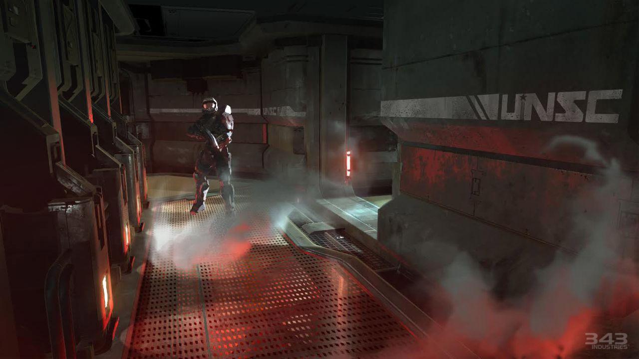 Halo 2 Anniversary: ecco la mappa Lockout, confronto tra passato e presente