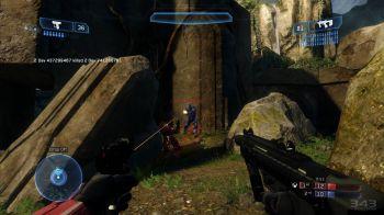 Halo 2 Anniversary: gameplay live da Lucca Comics and Games 2014 - Replica 01/11/2014