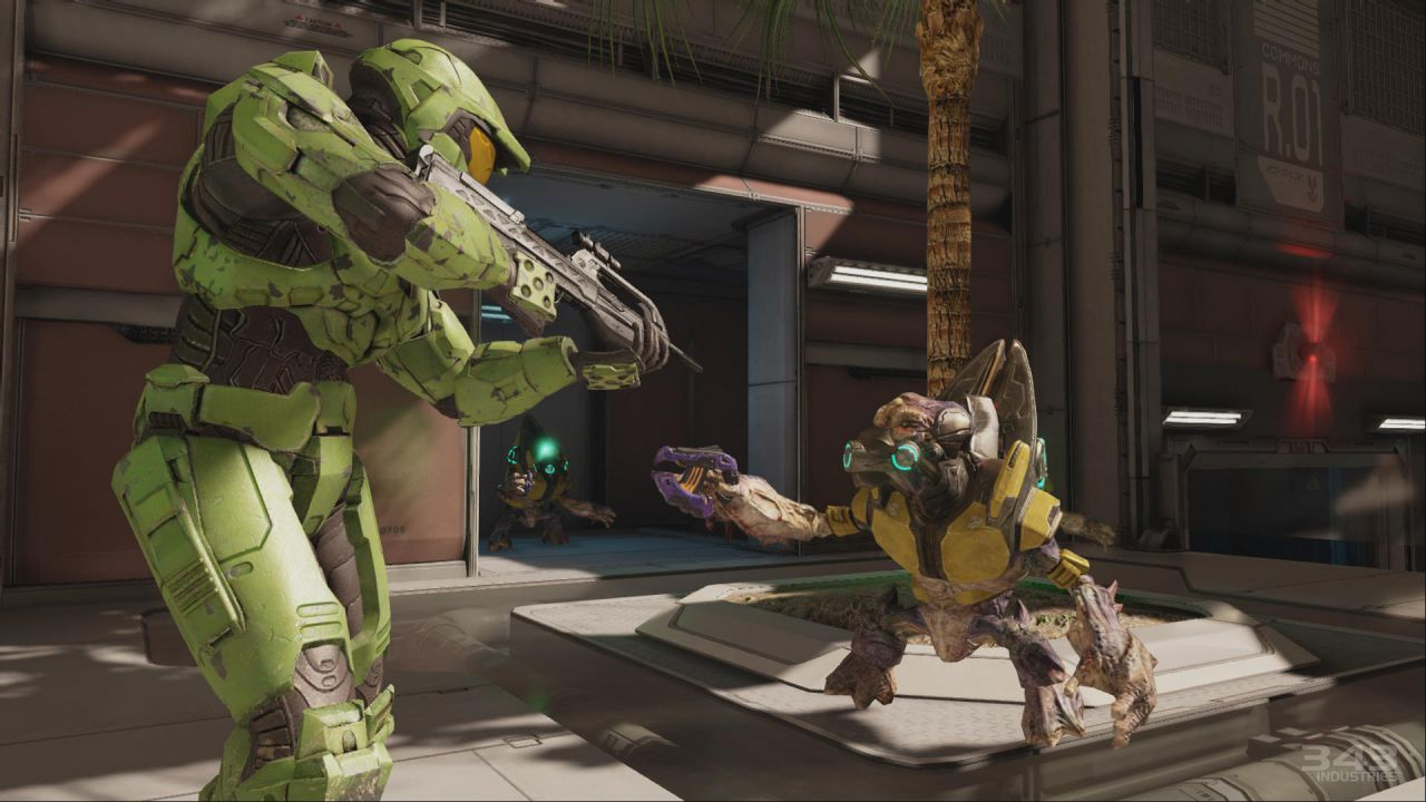 Halo 2 Anniversary: tutte le cutscene in un video