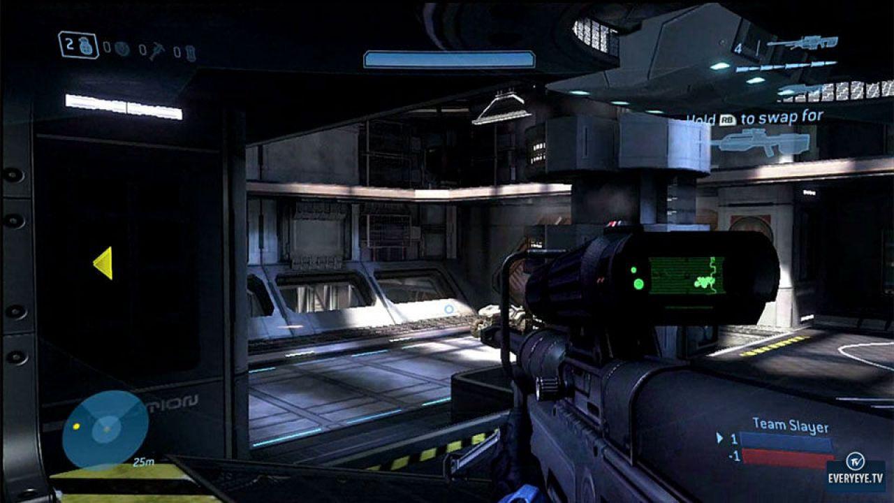 Halo 3: pubblicati alcuni filmati presenti nel codice ma non utilizzati nel gioco