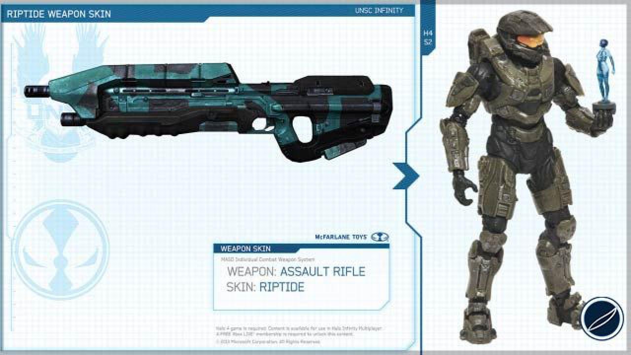 Halo 4: gli achievement del DLC Crimson