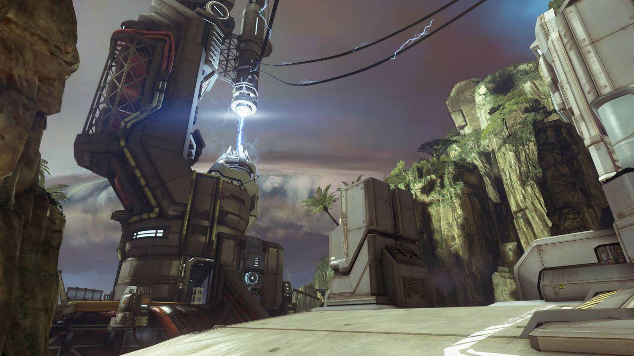 Halo 4: il pacchetto mappe Castle disponibile su Xbox Live