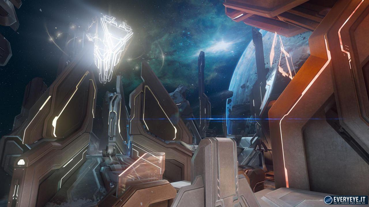Halo 4: screenshot ed artwork dal Bullseye Pack