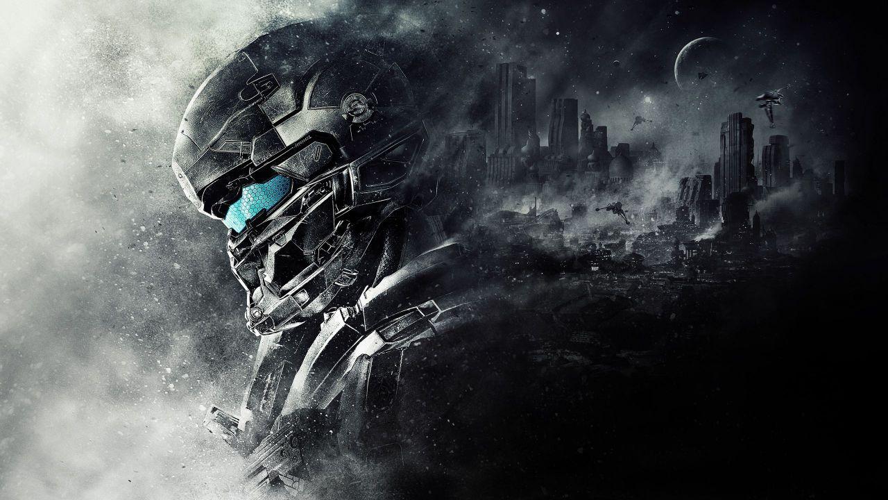 Halo 5: Forge disponibile da oggi sul Windows Store