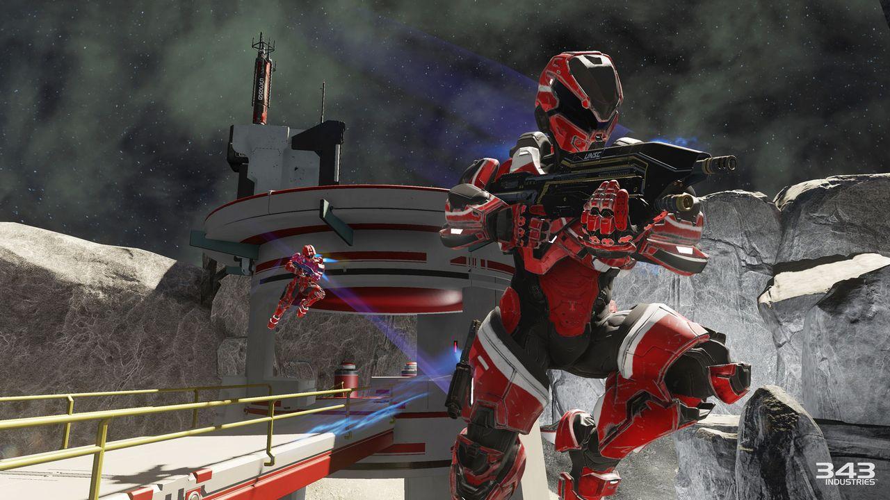 Halo 5: gli aggiornamenti non saranno più a cadenza mensile