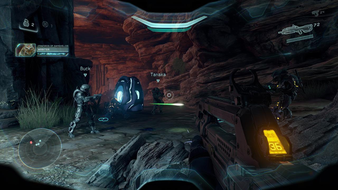 Halo 5: gli sviluppatori danno indicazioni sul prossimo DLC